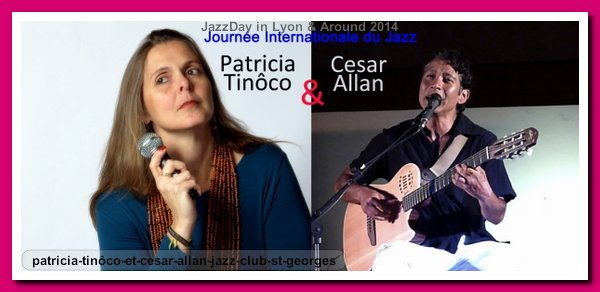 patricia-tinôco-et-cesar-allan-jazz-club-st-georges