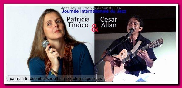 patricia-tinôco-et-cesar-allan-jazz-club-st-georges